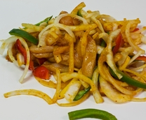 Chicken Curry Stir Fry