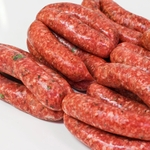 Beef & Vegetable Sausages