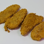 Chicken Goujons In Breadcrumbs