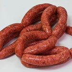Steak & Cracked Black Pepper Sausages