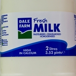 Milk Full Cream 2 Ltr